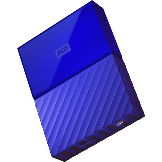 Picture of HARD DISK 2 TB WD MY PASSPORT BLUE USB 3.0