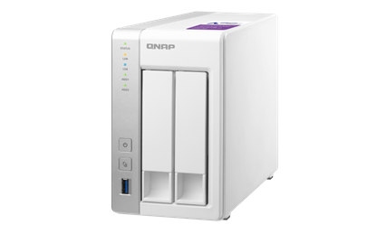 Picture of QNAP NAS TS-231P 2 BAY