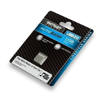 Picture of USB FLASH 32 GB PATRIOT AUTOBAHN