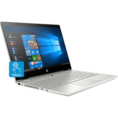 """Picture of LAPTOP HP X360 14-CD0002NE I5-8250/1TB+128G SSD/8GB/VGA 2G/WIN10/14"""" TOUCH"""