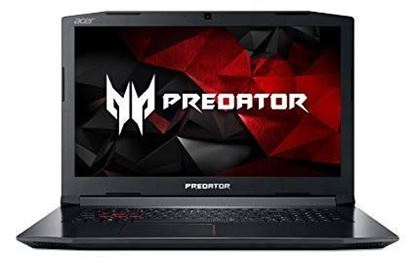 "Picture of LAPTOP ACER PREDATOR HELIOS 300 I7-8750/32GB DDR4/512GB SSD/2TBHDD/VGA GEFOREGTX1060 6GB/17.3""/WIN10"