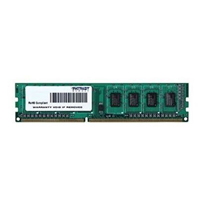 Picture of RAM 4 GB DDR3 UDIMM PATRIOT PC3-12800 1600MHZ