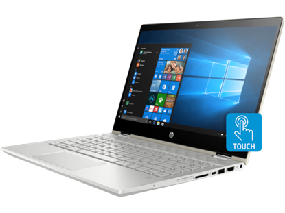 """Picture of LAPTOP HP PAVILION X360 CONVERT I7-8565/512GB SSD/16GB DDR4/WIN10/14"""" TOUCH"""