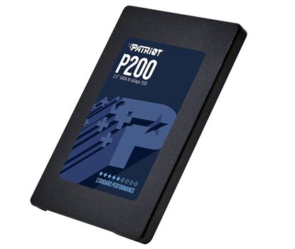 "Picture of SSD 2TB PATRIOT P200 2.5"" SATA III 7MM"