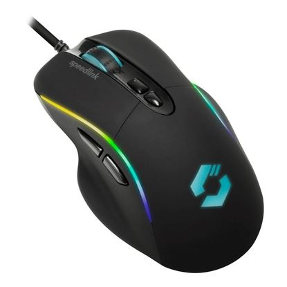 Picture of GAMING MOUSE SPEEDLINK SICANOS RGB BLACK