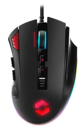 Picture of MOUSE GAMING TARIOS RGB BLACK