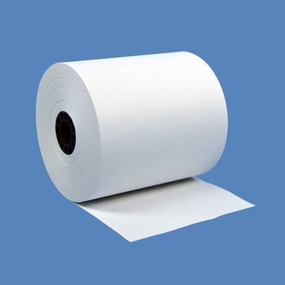 Picture of PAPER ROLL FOR RECEIPT PRINTER 1 PLY