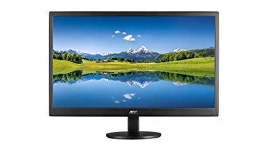 "Picture of SCREEN 22"" AOC BLACK HDMI"