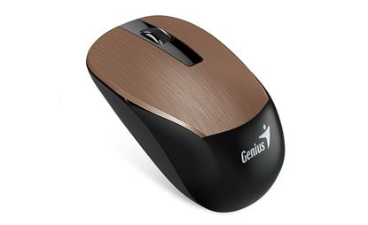 Picture of MOUSE GENIUS NX-7015 BLUEEYE CHOCLATE
