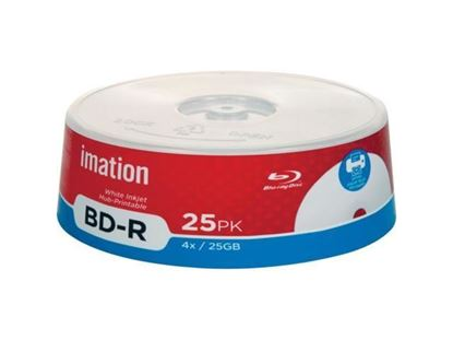 Picture of DVD-R BLU-RAY 25GB IMATION