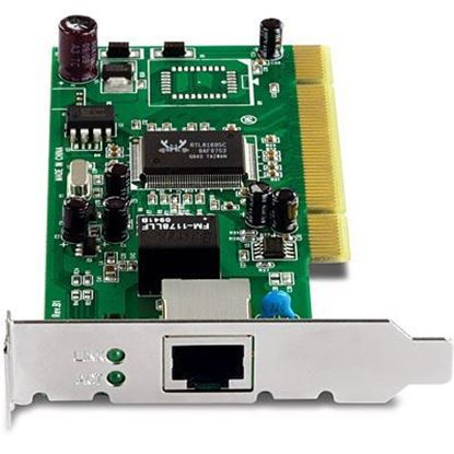 Picture of NETWORK CARD TEG-PCITXRL LOW PROFILE GIGABIT PCI