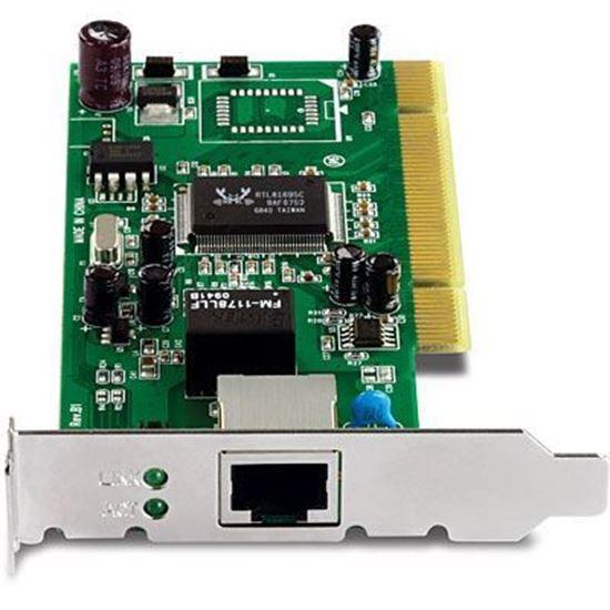 Picture of NETWORK CARD TEG-PCITXRL LOW PROFILE GIGABIT PCI
